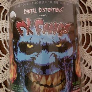 Halloween Accessories FX Fangs